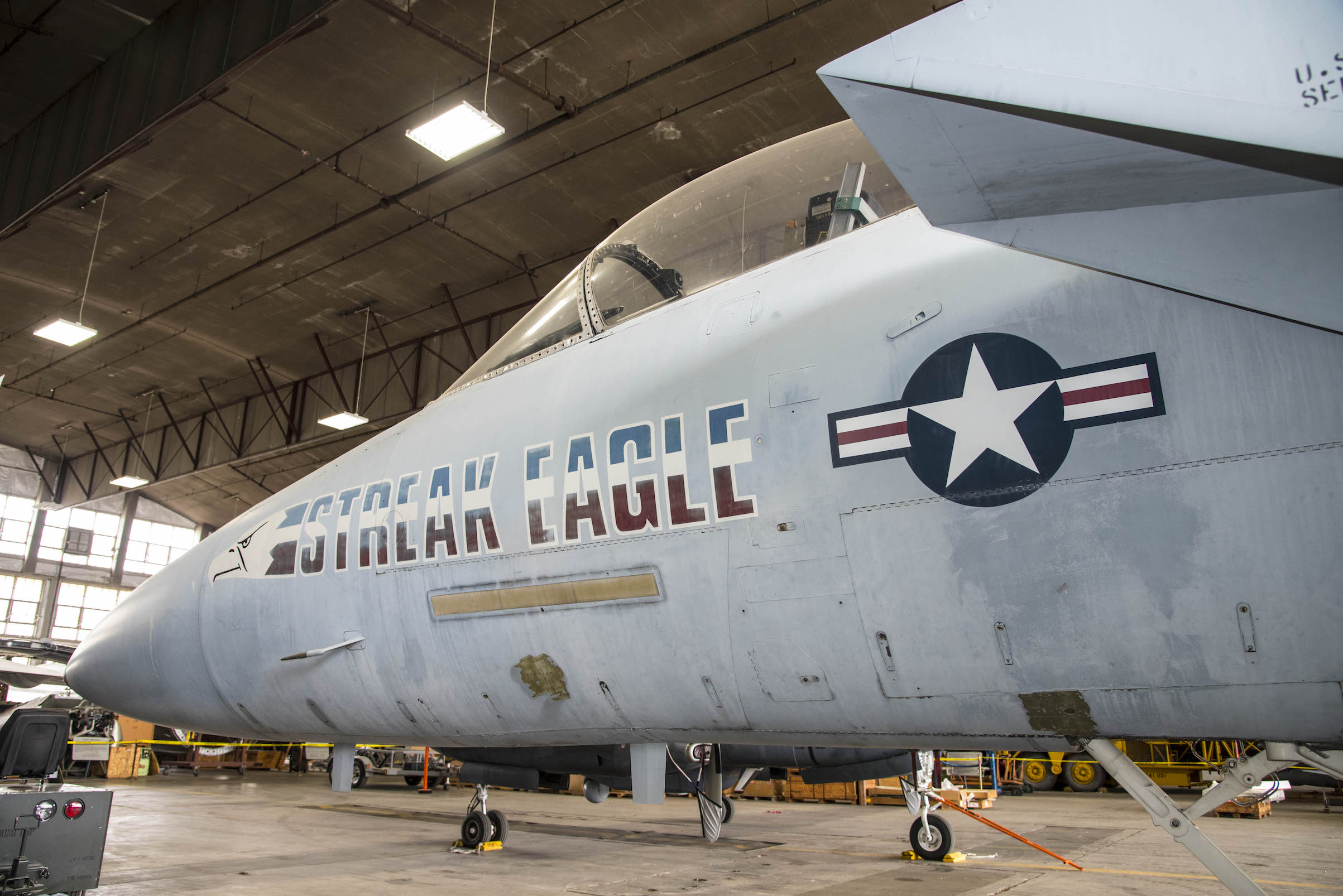 McDonnell Douglas F-15 Streak Eagle