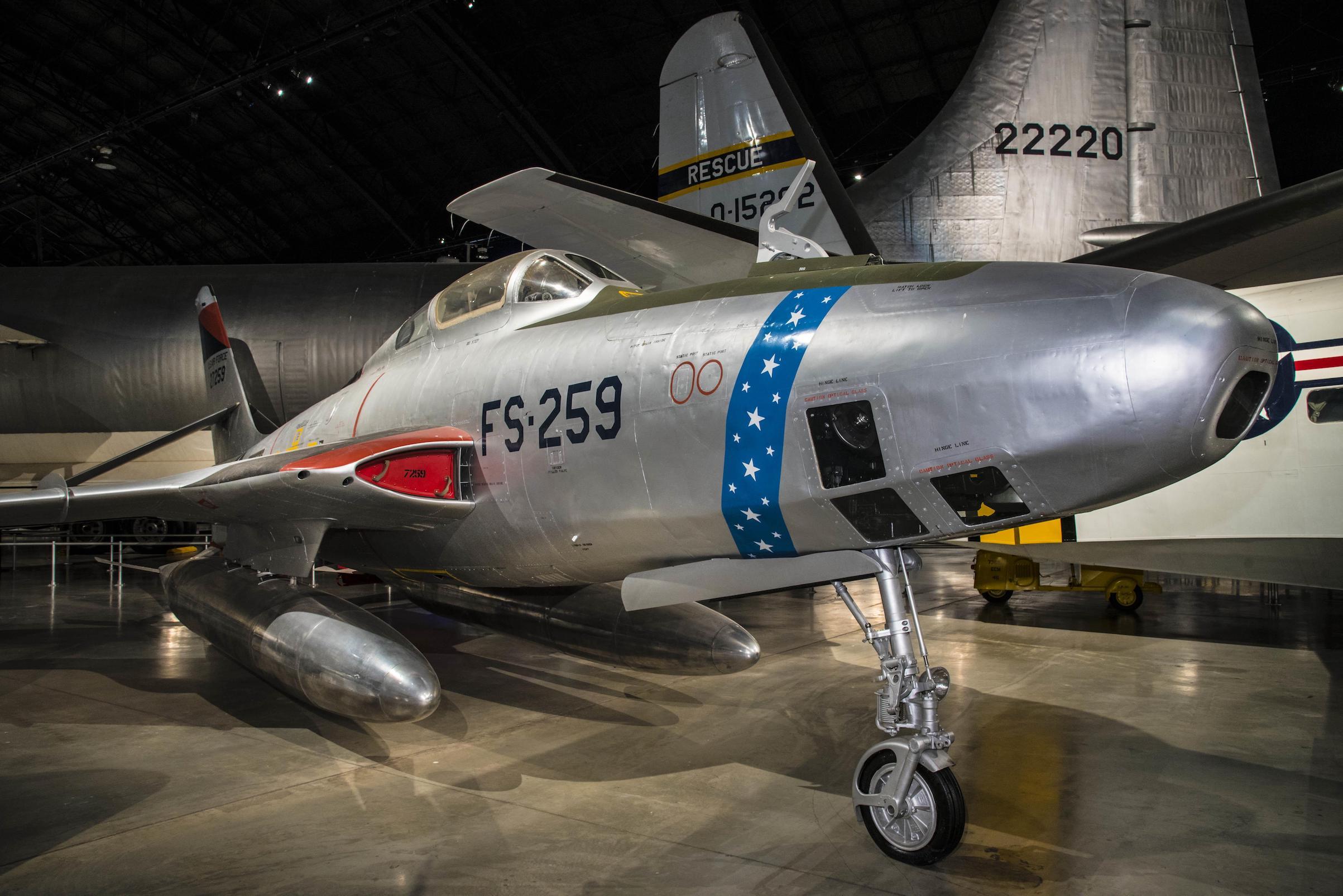 Republic RF-84K Thunderflash