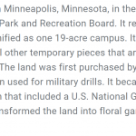 Minneapolis Park 3