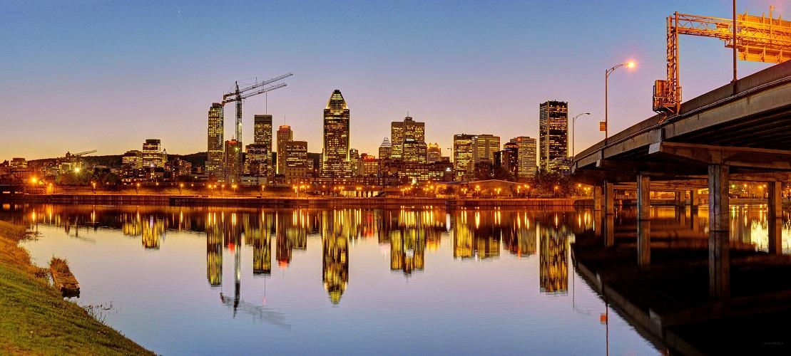 Montreal, Quebec 2020