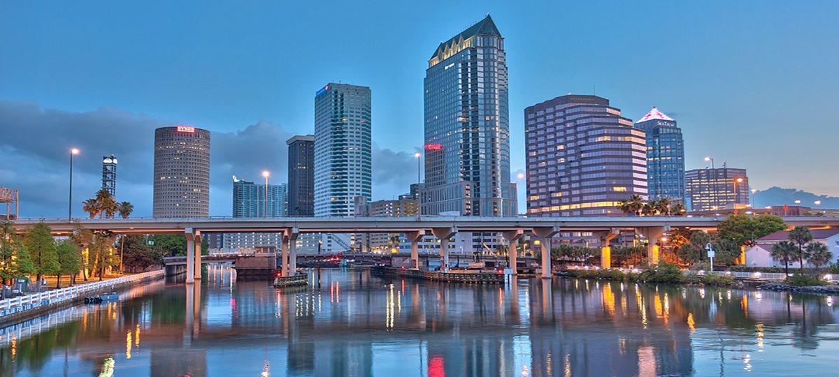 Tampa, Florida, 2019