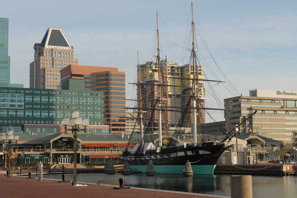 Baltimore, Maryland, 2023