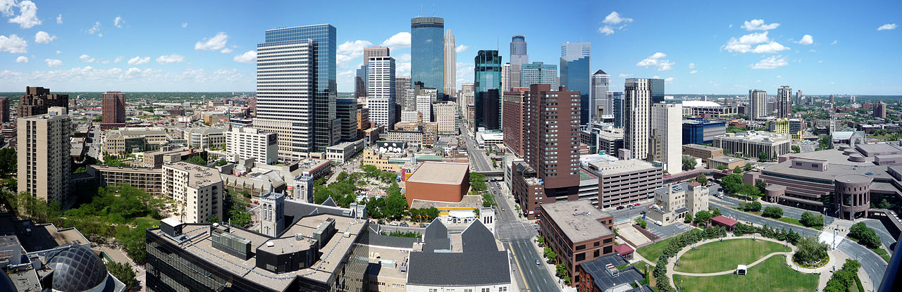 Minneapolis, Minnesota, 2022
