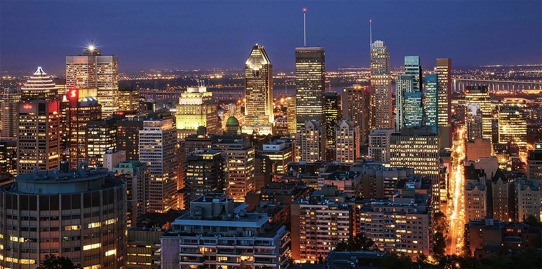 Montreal, Quebec, 2020