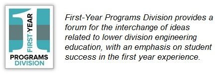 ASEE First-Year Programs Division
