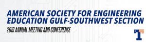 ASEE GSW 2019 Annual Meeting and Conference