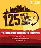 2018 ASEE Annual Conference & Exposition