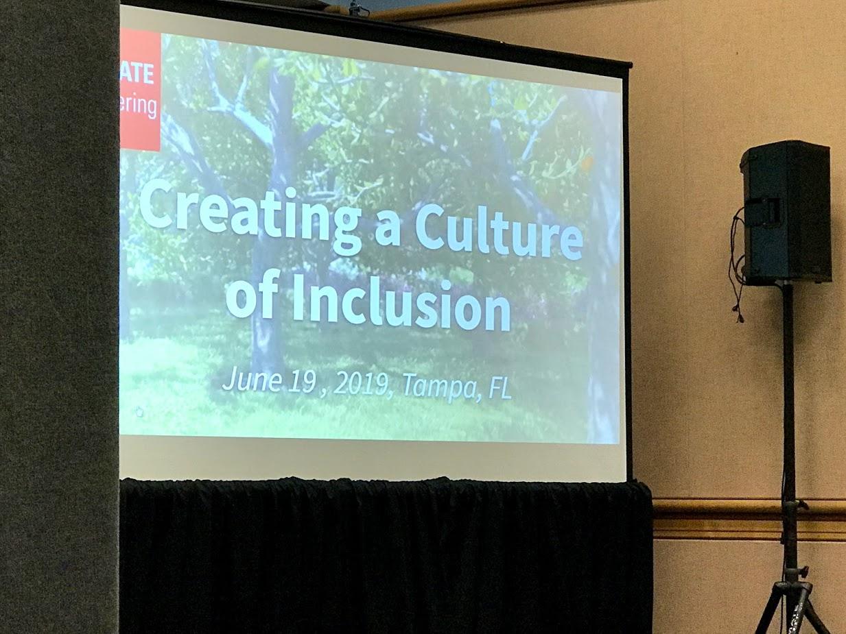 2019 ASEE Inclusivity Presentation